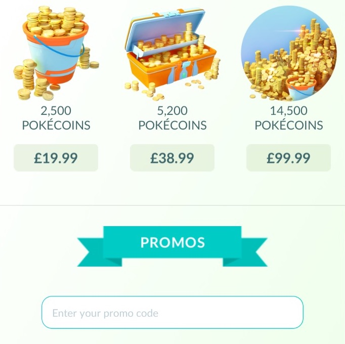 109% ) Pokemon Go Promo Codes Free* [ August : 2019 ]