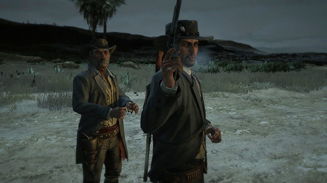 Let's Replay Red Dead Redemption: Gunslingin' With Landon Ricketts
