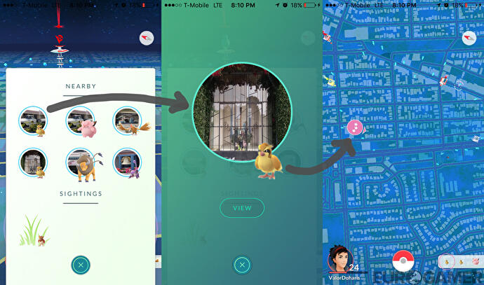 Pokemon Go How To Find Pokemon In Spawn Locations Biomes And
