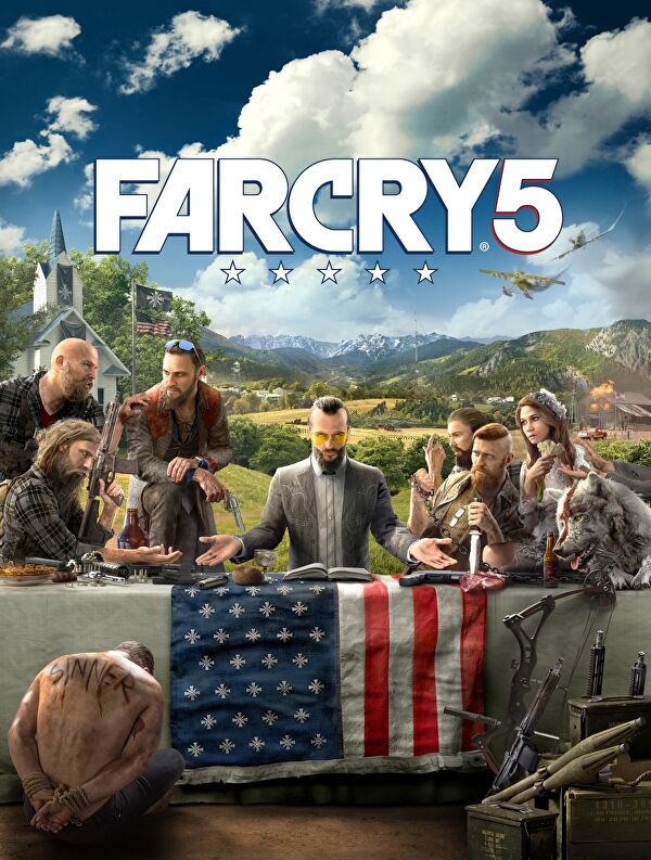 Image result for Far Cry 5: