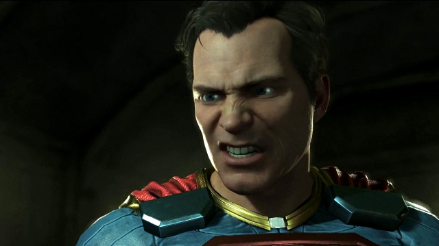 Superman is Still a Super Jerk in Injustice 2