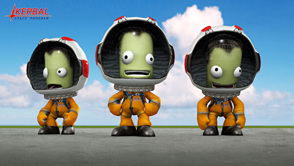 Valve hired the Kerbal Space Program developers