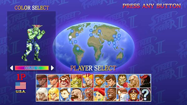 Ultra Street Fighter II: The New Challengers Review