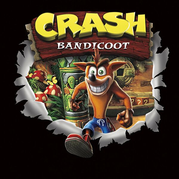 Crash Bandicoot N. Sane Trilogy, il livello Orange Asphalt in azione