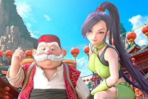 Pubblicati nuovi video gameplay per Dragon Quest XI
