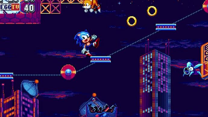 Sonic Mania release date set forAugust