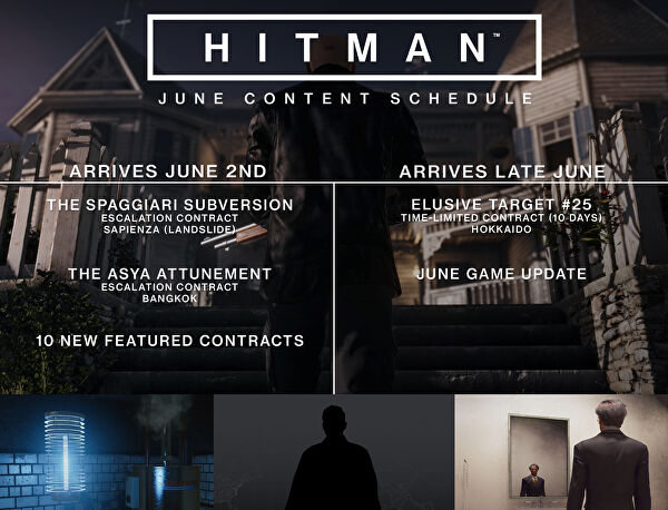 Despite Layoffs And Potential Sale, Hitman Dev Still Releasing New Content
