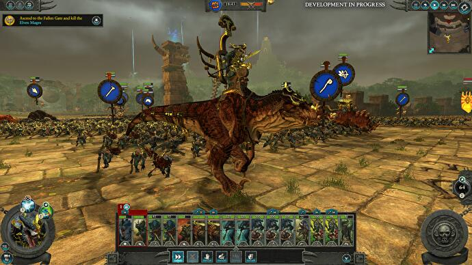 Total War: Warhammer 2's campaign is trying something