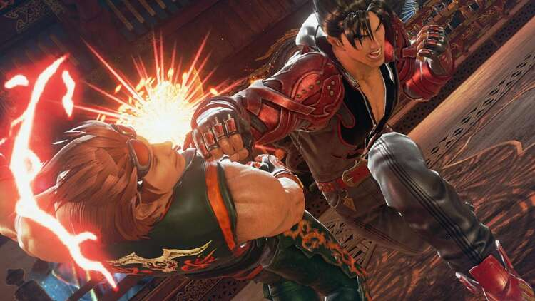 How Does Tekken 7 Scale Across Ps4 Xbox One And Pc Eurogamer Net