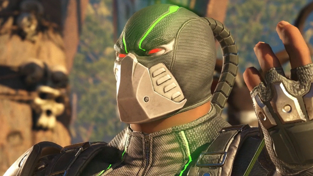We Snip Bane's Tubes in Injustice 2's Story Mode