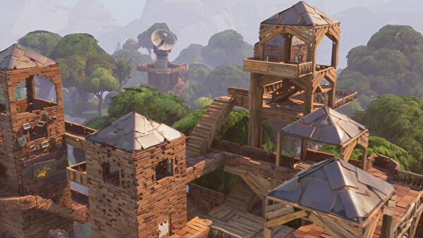 Epic Games' Fortnite Launching On PC And Consoles Next Month