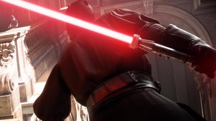 Star Wars Battlefront 2 gameplay leak shows Darth Maul, Rey