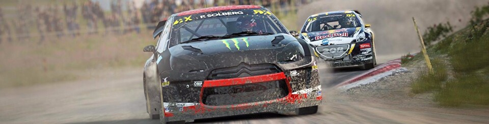 dirt 4 impresses on consoles but pc offers the complete package. Black Bedroom Furniture Sets. Home Design Ideas
