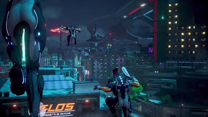 Crackdown 3 will launch alongside Xbox One X inNovember