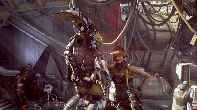 5 Things You Need to Know About Anthem, BioWare's New Online RPG
