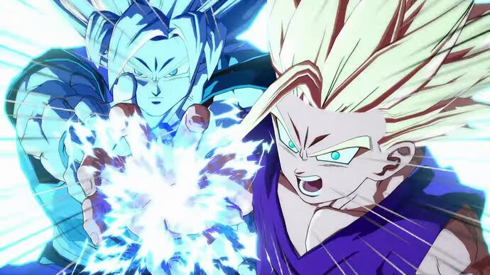 Gameplay de Dragon Ball FighterZ