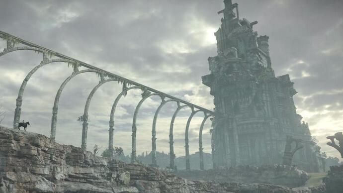 Shadow of the Colossus on PS4 is a remake, not a remaster, says Shuhei Yoshida
