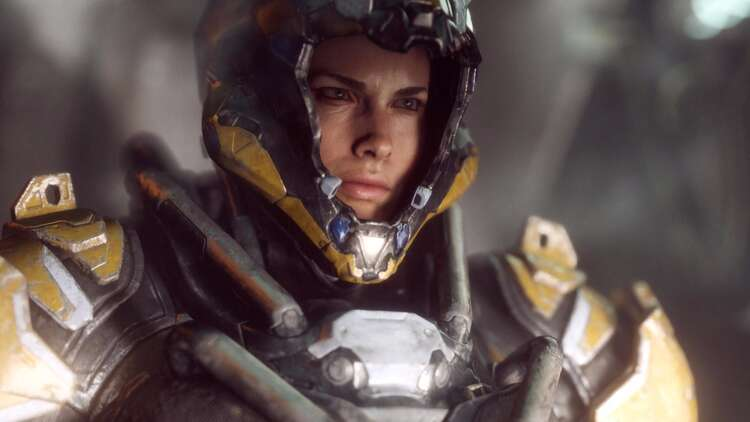 Is Anthem S E3 Reveal The Real Deal On Xbox One X Eurogamer Net