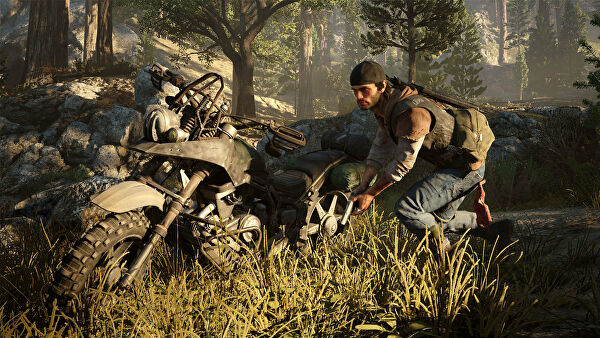 Days Gone a 4K dinamici su PS4 Pro