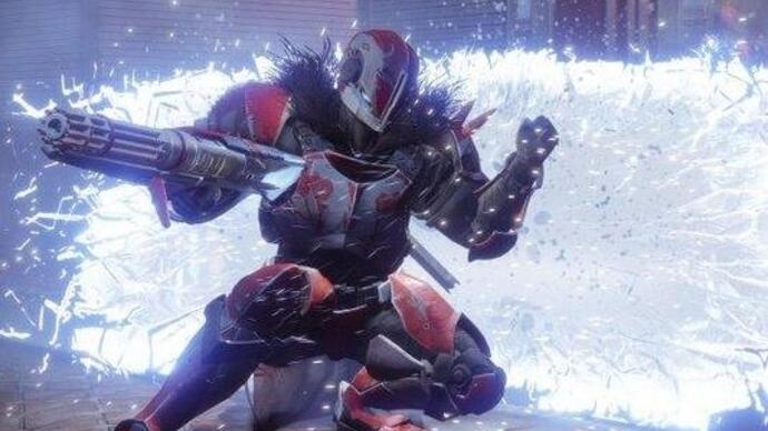 Nuevo gameplay de Destiny 2 a 4K y 60fps