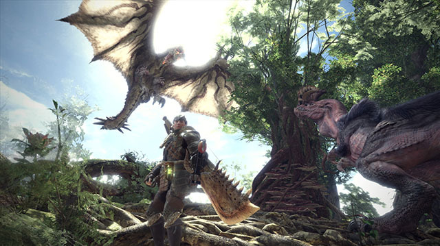 5 Reasons to Care About Monster Hunter At Last