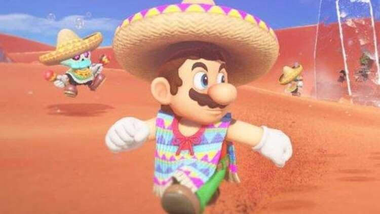 We Went Back To Super Mario Odyssey S Demo And Discovered Even