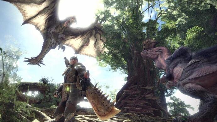 24 minutes of Monster Hunter World gameplay show why it could be the best entryyet