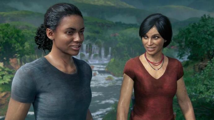 Vê mais gameplay de Uncharted: The Lost Legacy