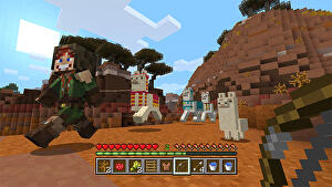 Minecraft's console editions get one more big update before