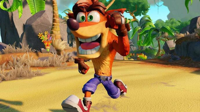 Crash Bandicoot on PS4: retro gameplay meets state-of-the-art visuals