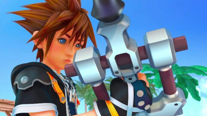 New Kingdom Hearts 3 gameplay trailer shows off Sora, Donald Duck and Goofy