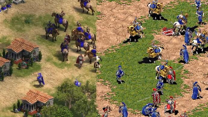 Microsoft is remastering Age of Empires forPC
