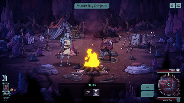 Griftlands, a new role-playing game from Klei Entertainment, revealed