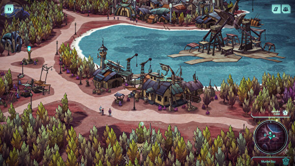 Griftlands Announced: Don't Starve Dev Unveils New RPG