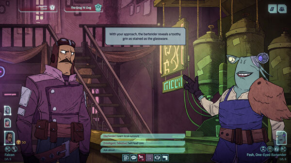 Steal and plunder in Klei's all new Grift Lands