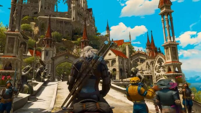 The Witcher 3: Wild Hunt will get an Xbox One X and PS4 Pro patch
