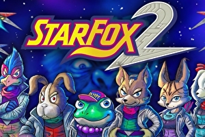 Star Fox 2, pubblicato un artwork in occasione dell