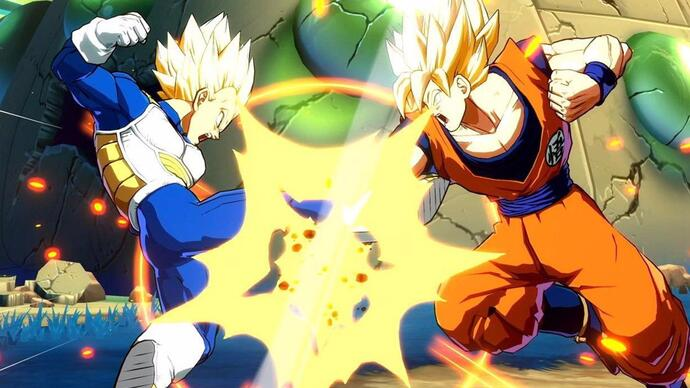 Dragon Ball FighterZ com beta confirmada