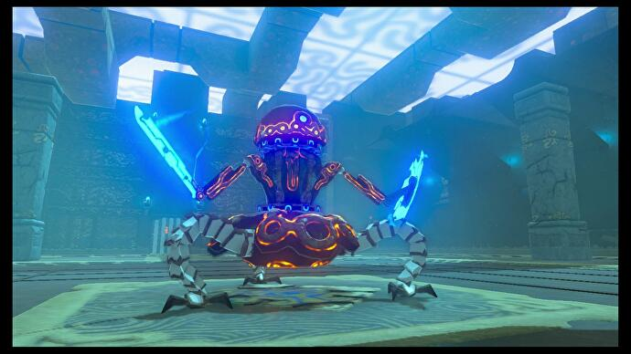 Zelda: Breath of the Wild Test of Strength locations and