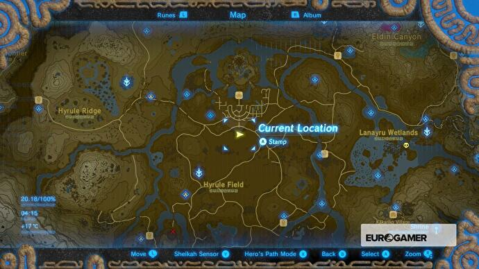 Zelda DLC 1 Treasure locations - All Tingle, Majora's Mask
