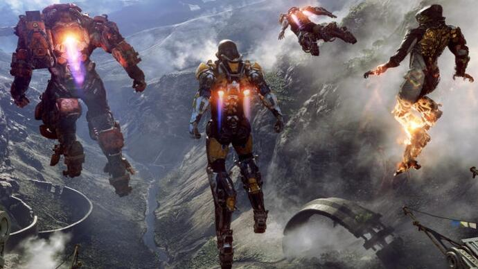 Anthem - Release, demo, gameplay en alles wat we weten