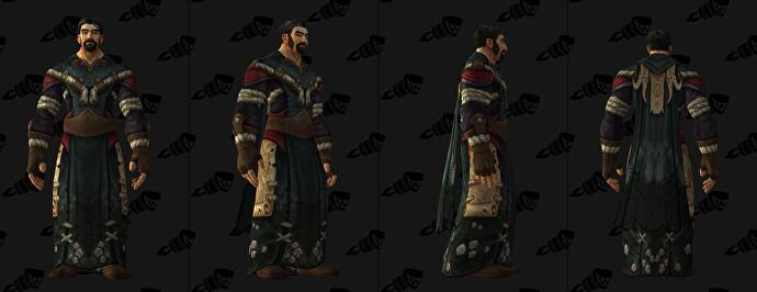 A map on a leaked World of Warcraft skirt might have revealed the