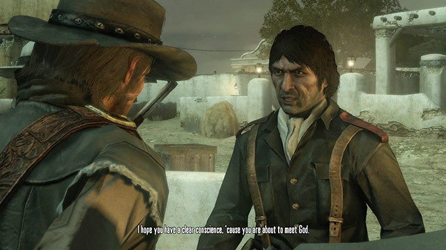 We Stumble Into Obvious Betrayal in Red Dead Redemption