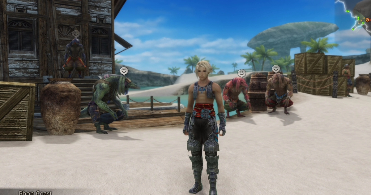 Final Fantasy 12 Zodiac Spear location and Hunt Club  how to get