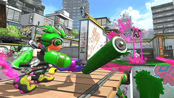 Splatoon 2: Splatfest World Premiere, un evento