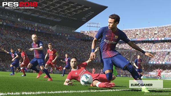 Tutto pronto per la beta di PES 2018