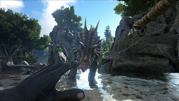 Ark: Survival Evolved Dev Reverses Course, Won't Wipe PvP Servers After All