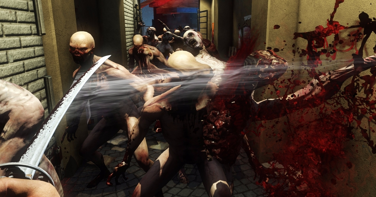 Killing floor 2 coming to xbox one next month for Killing floor zombies