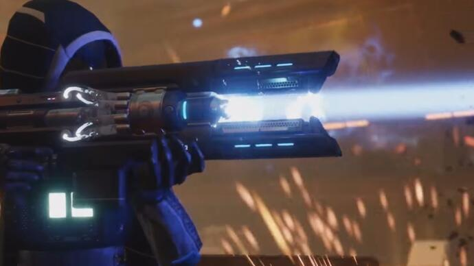 You have to pre-order Destiny 2 to get one of its exotic weapons at launch