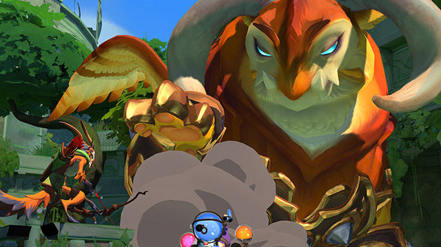 Fear Our Adorable Growl in Gigantic Xbox One Gameplay (Sponsored Content)